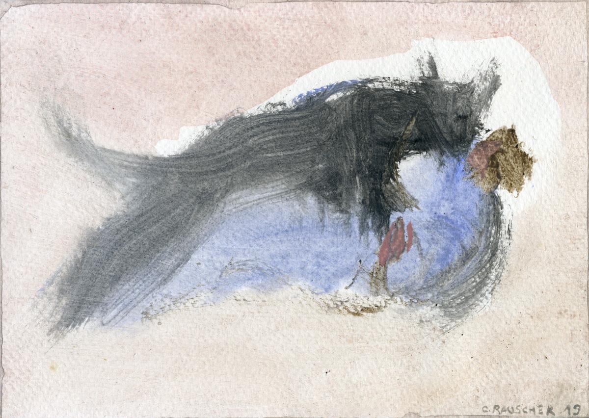 Marianne, et le loup.