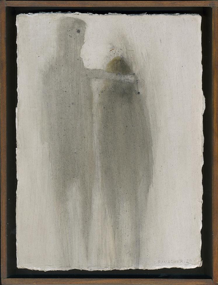 Peinture sur carton. 2 mars 2020